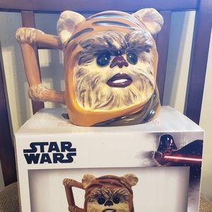 EWOK Star Wars Ceramic Mug - 20oz
